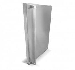 RCS Stainless Fridge Upgrade Door Liner - Right Hinge
