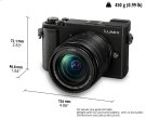 DC-GX9M Micro Four Thirds Product Image