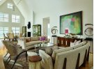 Lake Shore Drive Living Room and Dining Room Product Image
