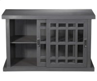 Adesso Small Storage Cabinet - Grey Wash Product Image