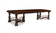 Valencia Trestle Dining Table