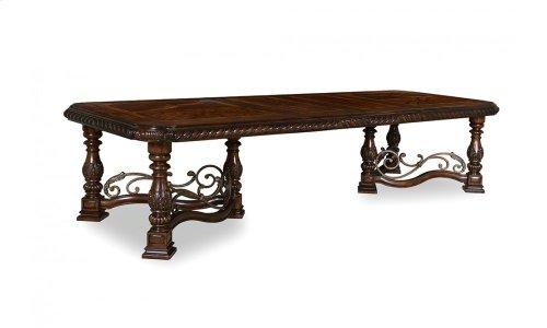 Valencia Trestle Dining Table