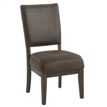 Forrest Side Chair, set of 2, in Grey & Brown
