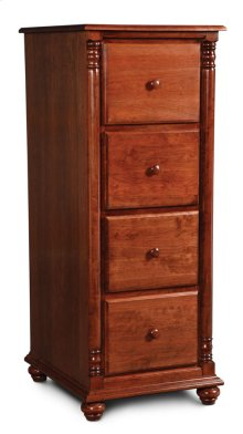 Savannah File Cabinet, 4-Drawer