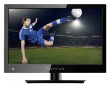"""15.6"""" LED Hd TV Atsc Tuner (with Car Accessories)"""
