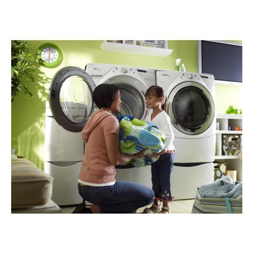 Xhp1550vw In White By Whirlpool In Allentown Pa 155 Laundry