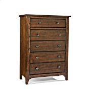 Bedroom - Jackson 5 Drawer Chest Product Image