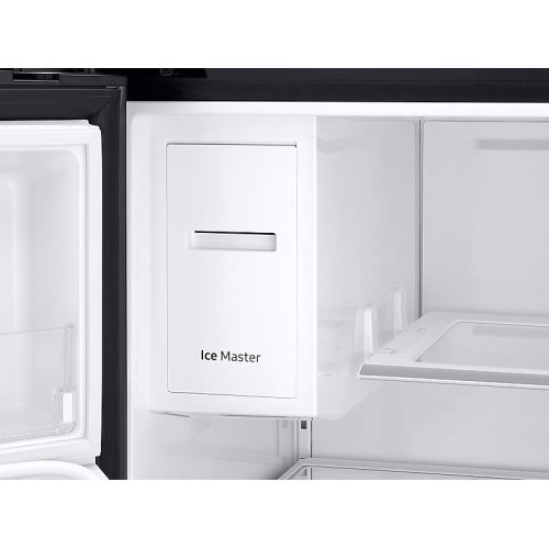 22 cu. ft. Capacity Counter Depth 4-Door French Door Refrigerator with Family Hub Recessed Handles
