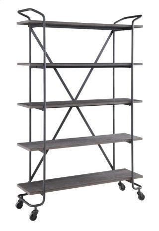 """Quincy Bookshelf 48"""""""