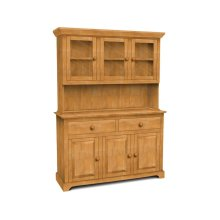 3 Door Hutch (shown w/B-3 which is sold separately)
