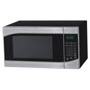 Avanti0.9 CF Touch Microwave - Stainless Steel Door Frame with Black Cabinet