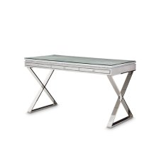 Melrose Plaza Writing Desk Dove
