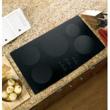 "GE Profile™ Series 36"" Electric Induction Cooktop"