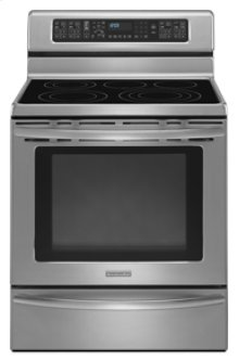 30-In. Width Freestanding Electric 5 Elements T.H.E.™ True Convection Architect® Series II