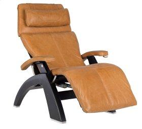 Perfect Chair PC-420 Classic Manual Plus - Sycamore Premium Leather - Matte Black