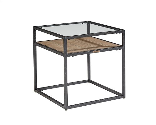 Showcase End Table