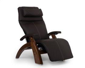 Perfect Chair PC-610 - Espresso Top-Grain Leather - Walnut