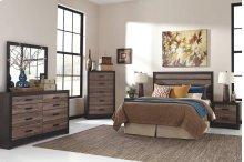 B325  Queen/Full Panel Headboard - Harlinton Bedroom Group