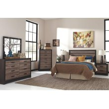 B325  Queen/Full Panel Headboard - Harlinton Bedroom Group