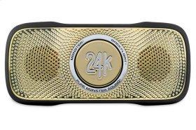 SuperStar BackFloat Waterproof Bluetooth Speaker - 24K