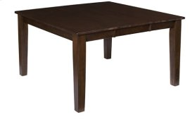 Dining Table - Espresso Finish
