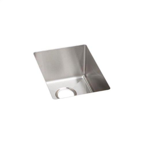 "Elkay Crosstown Stainless Steel 13-1/2"" x 18-1/2"" x 9"", Single Bowl Undermount Bar Sink"