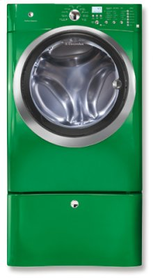 Front Load Washer with IQ-Touch Controls