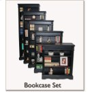 "32"" Wide - Open Bookcase Product Image"