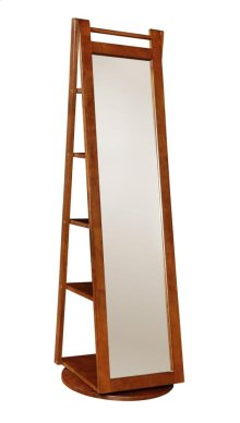 Dressing Stand w/Swivel Mirror (RTA)