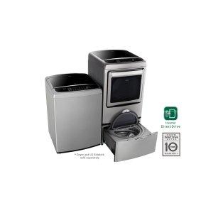 LG Appliances4.9 cu.ft. Mega Capacity Front Control TurboWash Washer