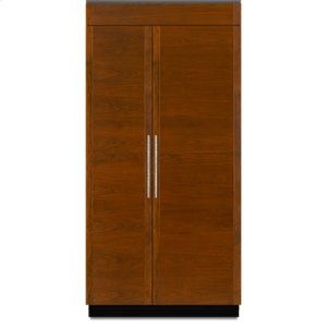 JENN-AIR42-Inch Built-In Side-by-Side Refrigerator