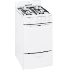 "Hotpoint® 20"" Free-Standing Gas Range"
