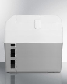 Portable 12v/24v Cooler Capable of Operating At -18 C or Standard Refrigerator Temperatures
