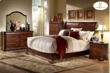 Homelegance 1740 Karla Sleigh Bedroom set Houston Texas USA Aztec Furniture