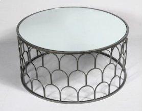 Cocktail Table-mirror Finish Su