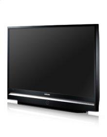 """56"""" widescreen DLP® HDTV w/720P resolution"""
