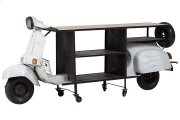Highway Scooter Console Table, 3769 Product Image