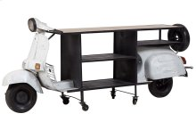 Highway Scooter Console Table, 3769