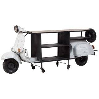 Highway Scooter Console Table