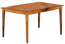 Bayberry Rectangle Dining Table - Oak