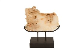 Onyx Slice on Base, Assorted Color, Style, Size