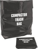 """12 Pack Compactor Bags for 12"""" models Product Image"""
