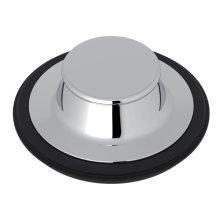 Polished Chrome Disposal Stopper