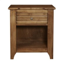 Woodrow 1 Drawer Nightstand