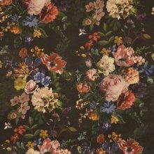 Emma Black Fabric