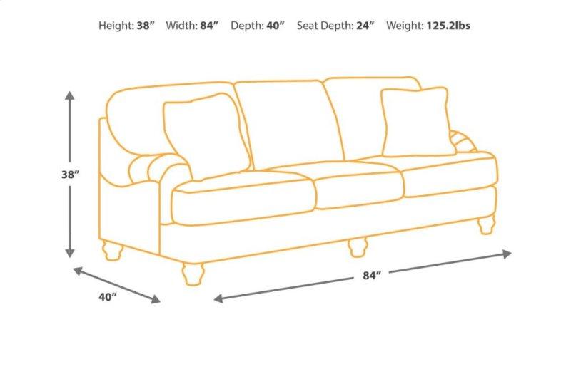 Hidden Additional Sofa