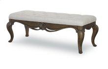 Renaissance Upholstered Bench