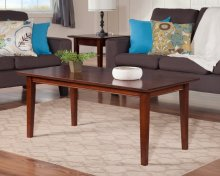 Shaker Coffee Table Walnut
