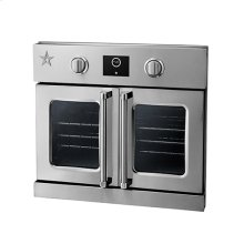 """30"""" ELECTRIC WALL OVEN WITH FRENCH DOOR"""