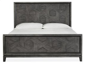 Complete Cal King Pattern Bed